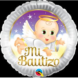 """18"""" Mi Bautizo (Minimo 3 Unid )"""