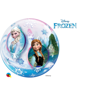 Bubbles Frozen Disney