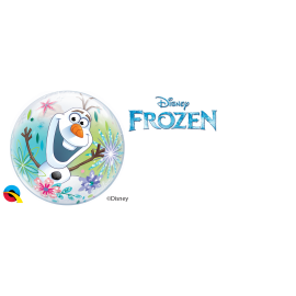 Disney Frozen Fever- Air Bubble- 10ct