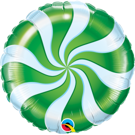 Candy Swirl Green