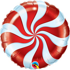Candy Swirl Red