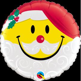 "Smile Face Santa 18"" (Minimo 3 Unid )"