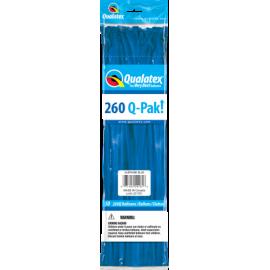 Q- Pack  260Q Sapphire Blue  (50 Unid)