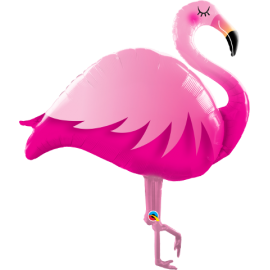 "46"" Pink Flamingo (Minimo 3 unid)"