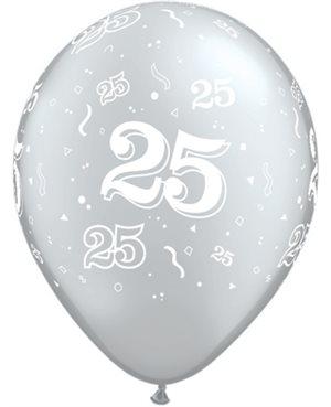 25-A-Round Silver