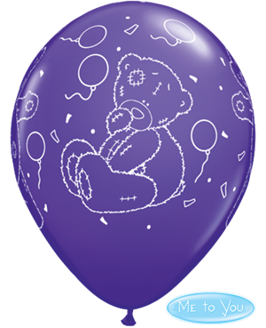 Globos Tatty Teddy