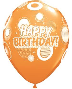 Birthday Dots & Glitz