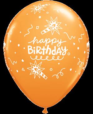 Birthday Cake & Candle