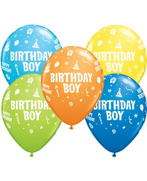 Surtido Birthday Boy