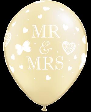 Mr. & Mrs. Pearl Ivory