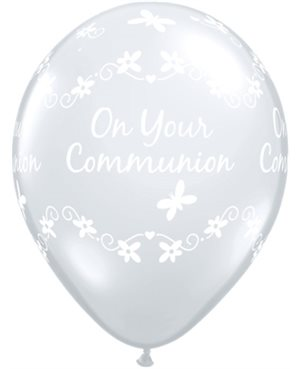 Communion Butterflies - Diamond Clear