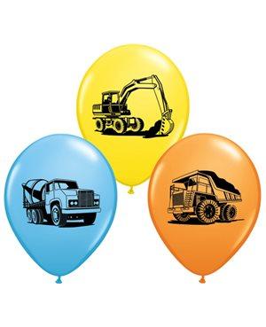 Surtido Camiones Construccion