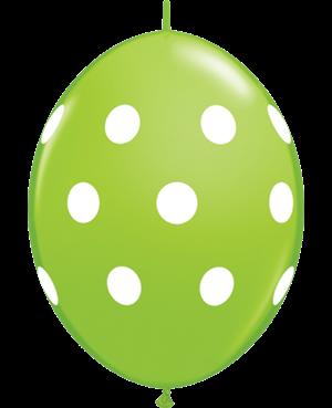 Big Polka Dots Quick Link Surtido Tropical