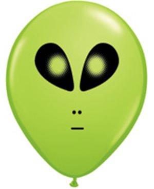 Space Alien - Lime Green