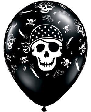 Pirate Skull & Cross Bones