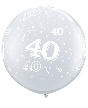 40-A-Round - Diamond Clear