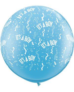 It's A Boy-A-Round