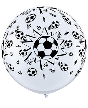 Soccer Balls-A-Round