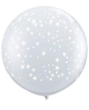 Stars-A-Round - Diamond Clear