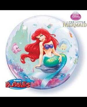 Globo Burbuja The Little Mermaid