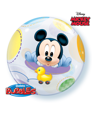 Bubbles Baby Mickey