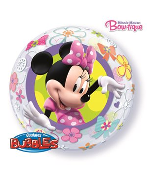 Bubbles Minnie Mouse Bow-Tique