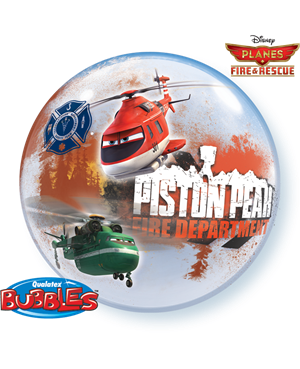 Bubbles Planes Fire & Rescue