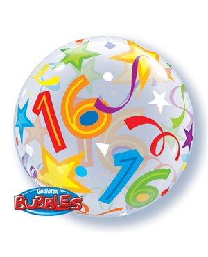 Bubbles 16 Birthday