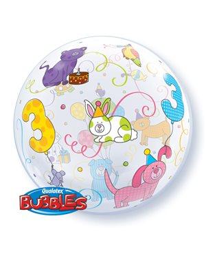 Bubbles Age 3 Cuddly Pets