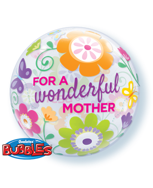 Bubbles Wonderful Mother Spring Garden