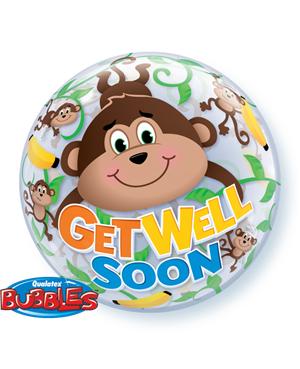 Get Well Monkeys