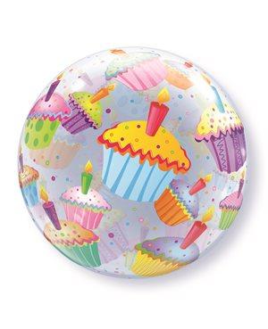 Bubbles Cupcakes