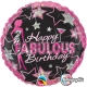 Birthday Fabulous