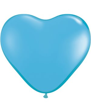 Pale Blue Heart