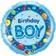 Birthday Boy Blue