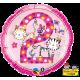 Rachel Ellen - Age 2 Kittens Polka Dots
