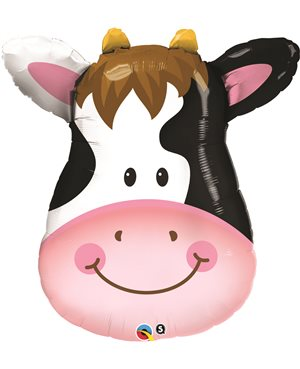 Contened Cow