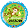 Birthday Monkeys - Go Bananas