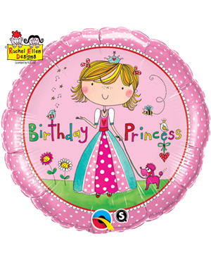 Rachel Ellen - Birthday Princess