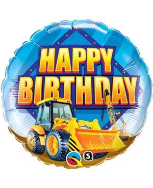 Birthday Construction Zone