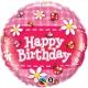 Birthday Ladybugs & Daisies
