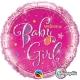 Welcome Baby Girl Stars