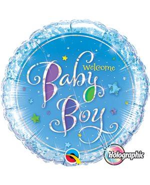 Welcome Baby Boy Stars