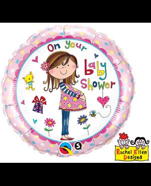Rachel Ellen - On Your Baby Shower