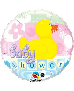 Baby Shower Rubber Duckie