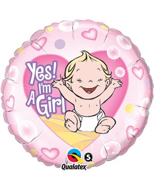 Yes! I'm A Girl