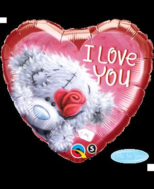 Me to You - Tatty Teddy I Love You