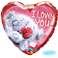 "Me to You - Tatty Teddy I Love You 18"" (Minimo 3 Unid)"