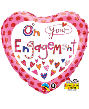 Rachel Ellen - On Your Engagement