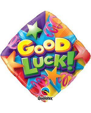 Good Luck Star & Streamers